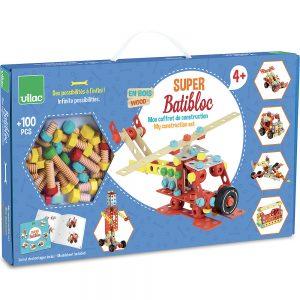 Super Batibloc - Mon coffret de construction