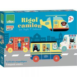 Rigol'camion par Ingela P Arrhenius