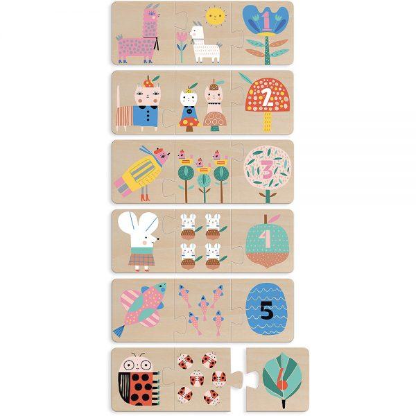 Puzzle trio Maman - bébé suzy ultman