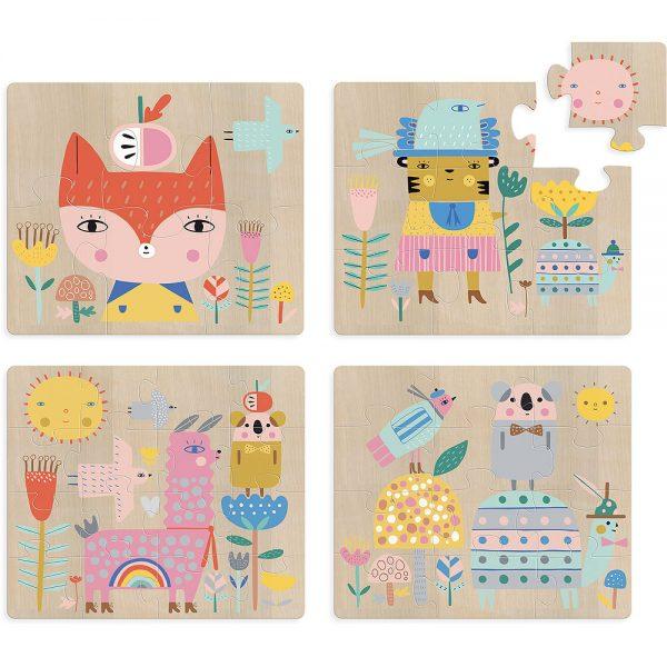 Puzzles évolutifs - Suzy Ultman