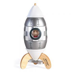 Kit magnet fusée argentée - Janod