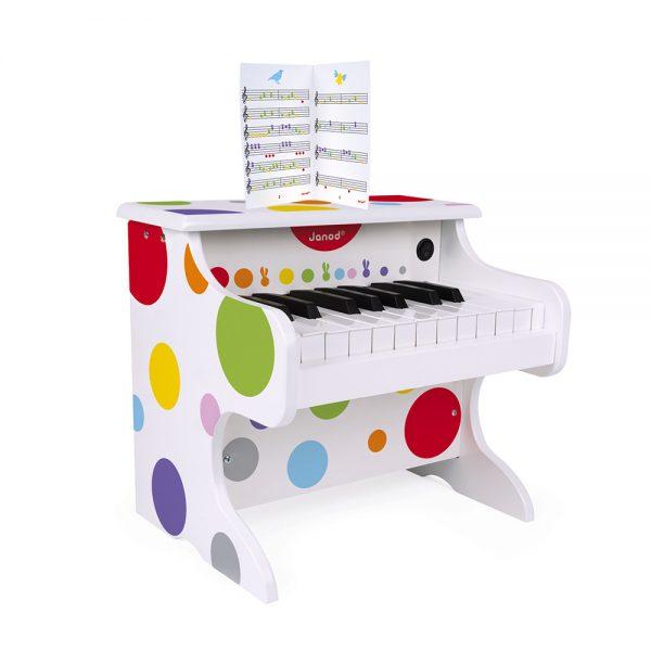 Mon premier piano électronique - Janod